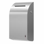283-Stainless Design hygienbox, 7 l