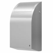 284-Stainless Design papperskorg, 30 l